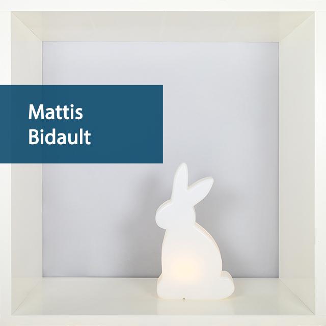 Mattis Bidault